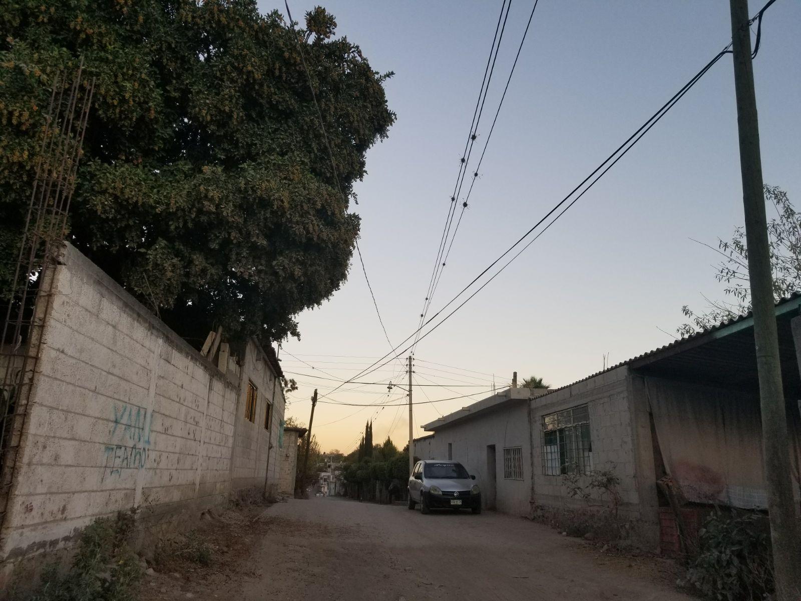 A corner of Ixtlilco el Grande