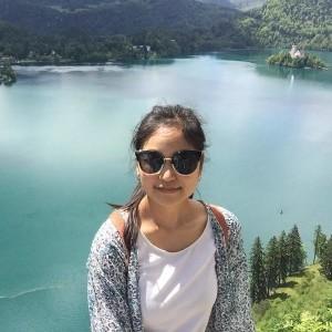 Slovenia, at Lake Bled