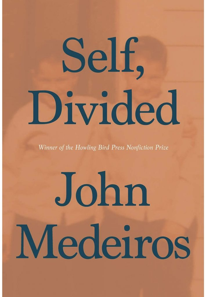 Self, Divided book cover