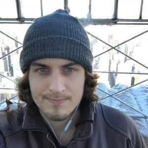 Nick Lindstrom headshot