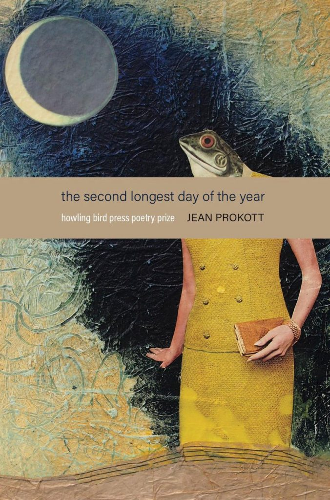 The Second Longest Day of the Year poetry book cover.