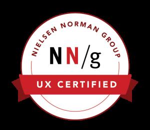 UX Certified - Nielsen Norman Group